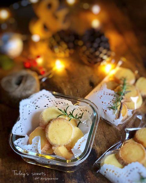 フランスのお菓子!ディアマンクッキーレシピ