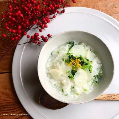 おすすめのヘルシーご飯♡炊飯器お粥レシピ
