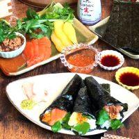 子供と食べる手巻き寿司の具に悩んだら…美味しく食べられる人気〜変わり種をご提案