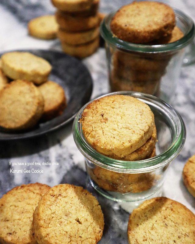 素朴なお菓子♪アイスボックスクッキーレシピ