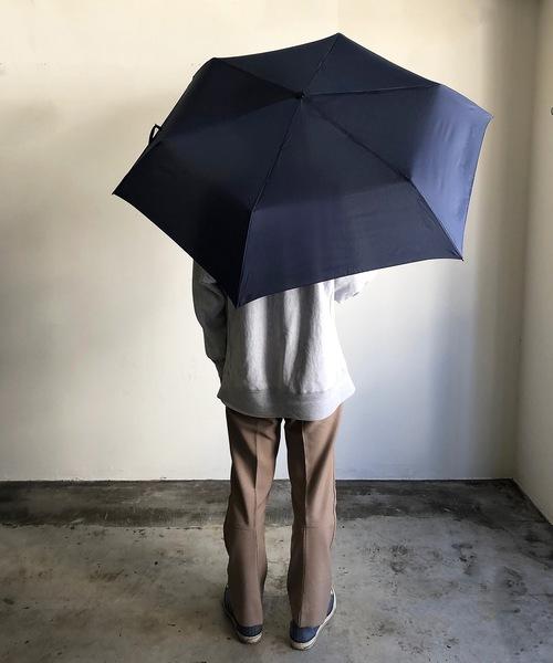 [COMMON WARE] NT: 65cm 耐風無地 男女兼用 大きめ折りたたみ傘