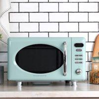 おしゃれな電子レンジ12選。こだわりのキッチンインテリアは家電も上手に揃えよう
