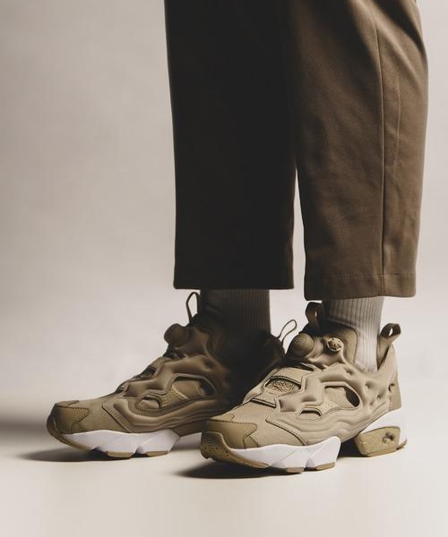 [Reebok] インスタポンプ フューリー [Instapump Fury Nylon Shoes] リーボック
