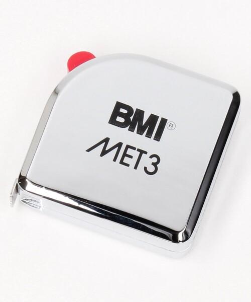 [FREAK'S STORE] BMI/ ビーエムアイ Pocket tape 490 MET メジャー