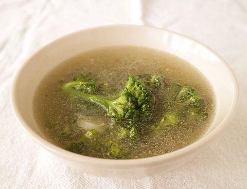 栄養◎ブロッコリーの中華スープレシピ