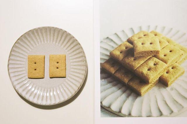 和洋折衷な洋菓子♡きな粉クッキーレシピ