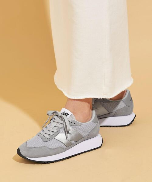 [BEAUTY&YOUTH UNITED ARROWS] 【国内exclusive】∴<New Balance(ニューバランス)>WS237/スニーカー