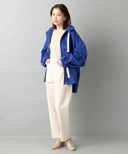 [Omekashi] マウンテンパーカー