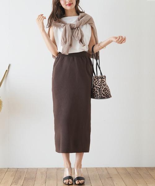 [Futierland&SASA] スーパーストレッチタイトスカート
