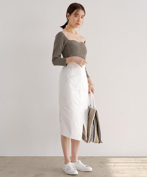 チノクロスタイトスカート