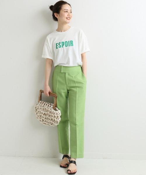 [IENA] ESPOIR Tシャツ◆