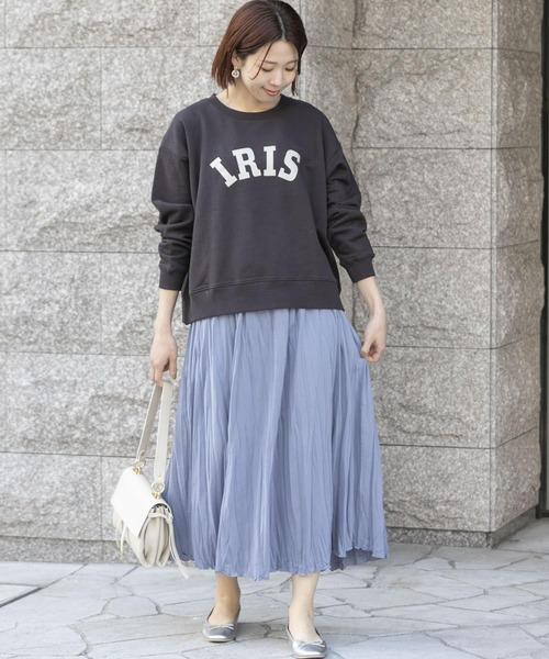 [URBAN RESEARCH Sonny Label] クリンクルプリーツカットスカート