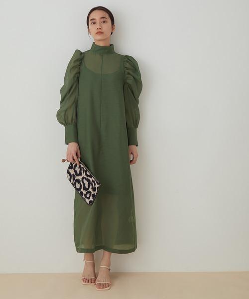 フォルムスリーブIラインドレス