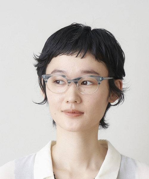 [Global Forme Concrete] 【PADMA IMAGE】Shichisan 眼鏡フレーム