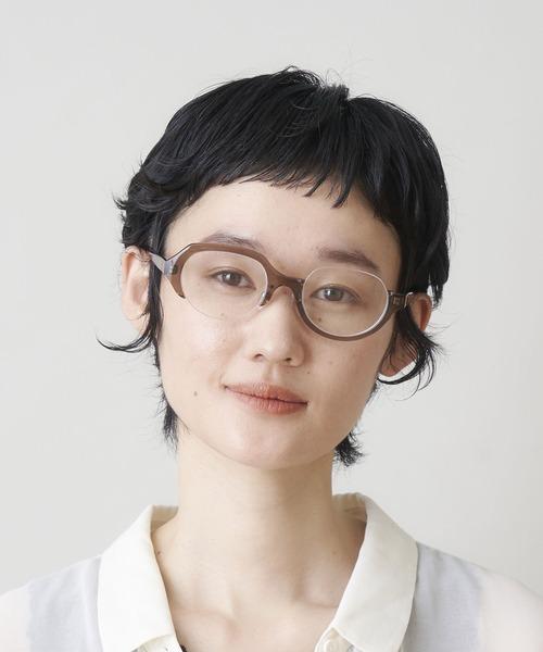 [Global Forme Concrete] 【PADMA IMAGE】Ue-Shita 眼鏡フレーム