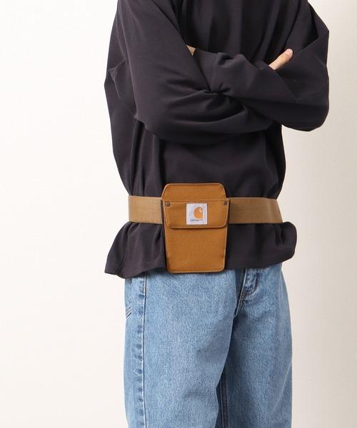 [THE BAREFOOT] 【 carhartt / カーハート 】 Work pocket CT2728 ワークポケット ウエストバッグ ポーチ