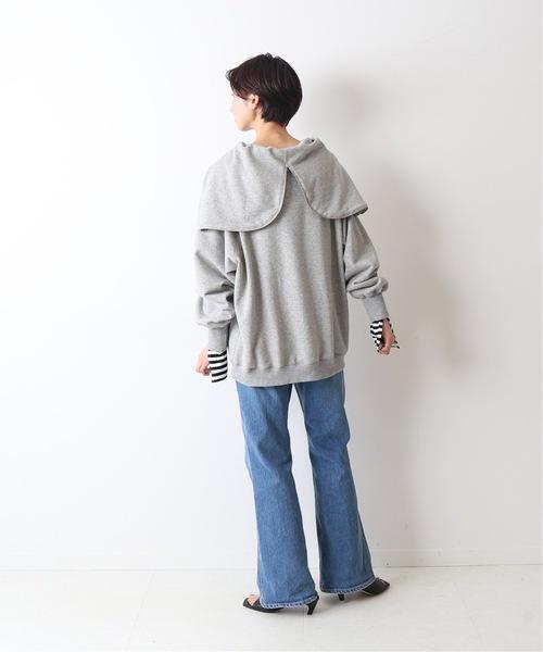 [Spick & Span] 【VOTE MAKE NEW CLOTHES】MAKE NEW CLOTHES ラビットフードパーカー◆