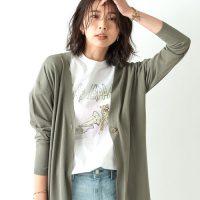 プリントTシャツをおしゃれに着こなす《2021春》大人のレディースコーデ術