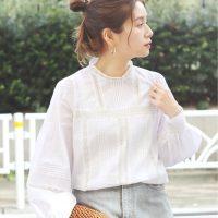 周りと差の付くスタイルを♡白シャツ・ブラウスで作る垢抜けコーデ15選