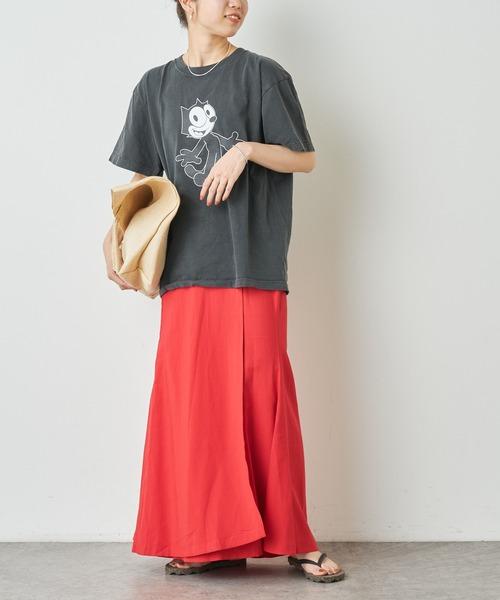 [Omekashi] ラップマーメイドスカート5