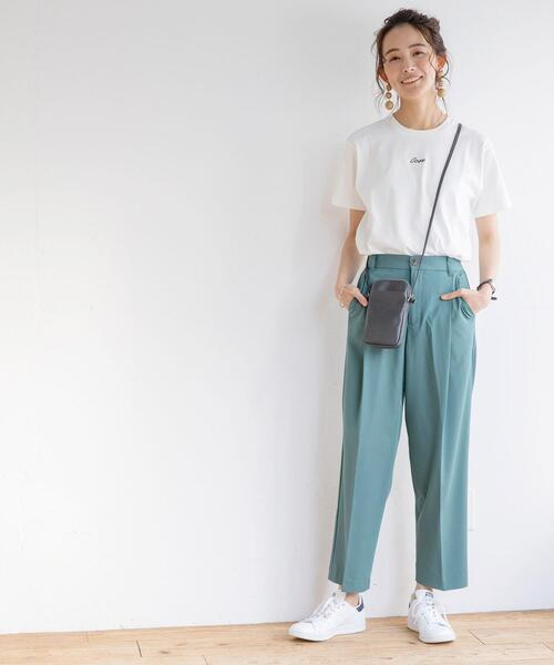[coen] coen(コーエン)ロゴTシャツ