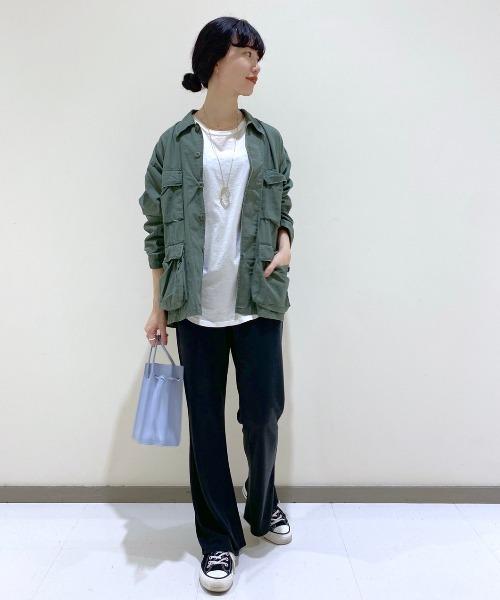 [SHENERY] (ROTHCO/ロスコ) ベルテッドBDシャツジャケット