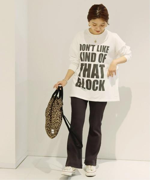 [JOURNAL STANDARD] ビックロゴロンTシャツ◆4