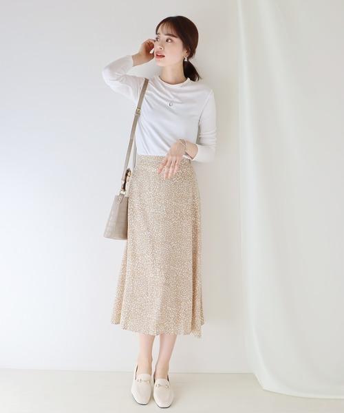 [BLUEEAST] アソート柄マーメイドスカート
