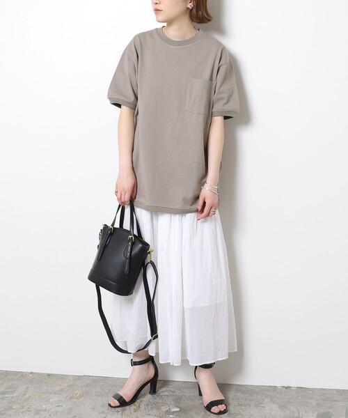 [FREAK'S STORE] 【WEB限定】ヘビーウェイトポケットTシャツ