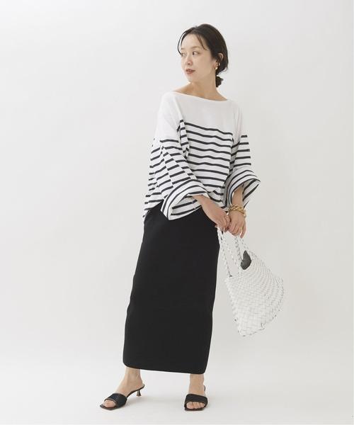 [Plage] *CO/NY Tight スカート2◆