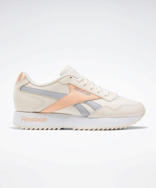 [Reebok] リーボック ロイヤル グライド リップル ダブル / Reebok Royal Glide Ripple Double Shoes