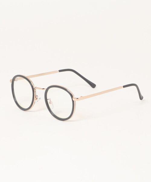 [Revo.] 【ブルーライトカット率約26%】Anti Blue Light Glasses / ブルーライトカット PCメガネ ≪ケース付き≫