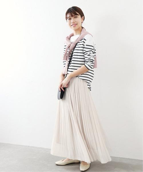 《追加》ランダムプリーツスカート【手洗い可能】◆