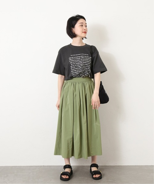 [JOURNAL STANDARD] POET MEETS DUBWISE SmithMighty Tシャツ◆