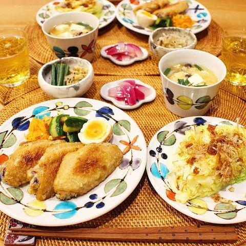箸休め料理♪キャベツの梅おかかサラダレシピ