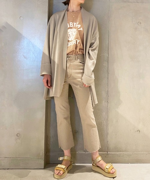 [JOURNAL STANDARD] 【Mixta/ミクスタ】別注 TABBY CAT PROPERTY TEE:Tシャツ◆