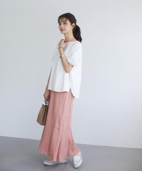 裾ペプラムスカート *◇