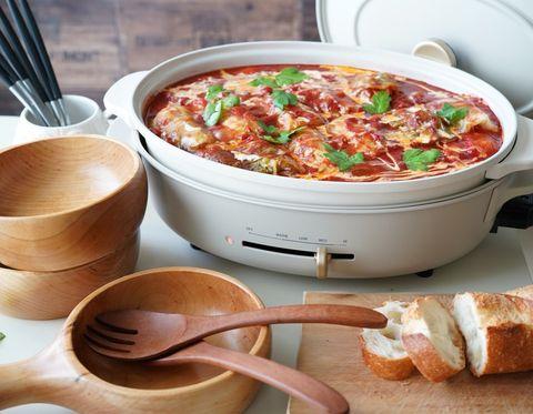 鶏肉のロールキャベツ〜トマトクリーム煮込み