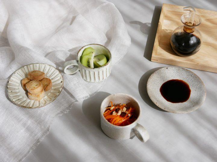 コーヒー椀と丸皿6