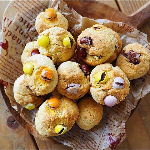 彩り可愛い♡マーブルチョコクッキーレシピ