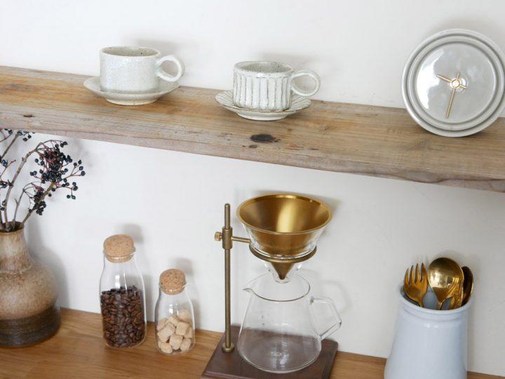 コーヒー椀と丸皿7