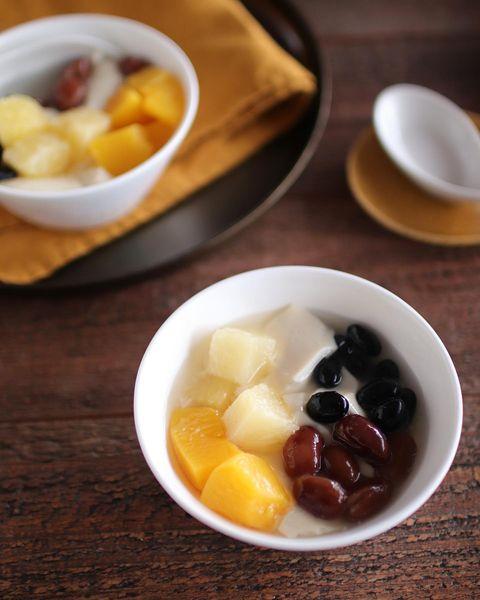 人気のアジアンスイーツも簡単!豆花レシピ