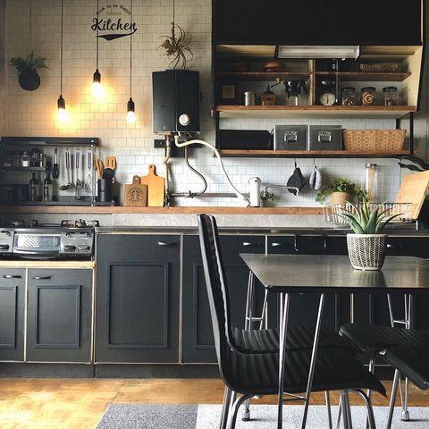 団地キッチン11
