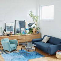 リビングを素敵な空間にするインテリア実例。お部屋をおしゃれにするコツをご紹介