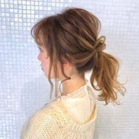 雨の日でもおしゃれを保てる「まとめ髪」15選。簡単アレンジで1日を乗り切ろう