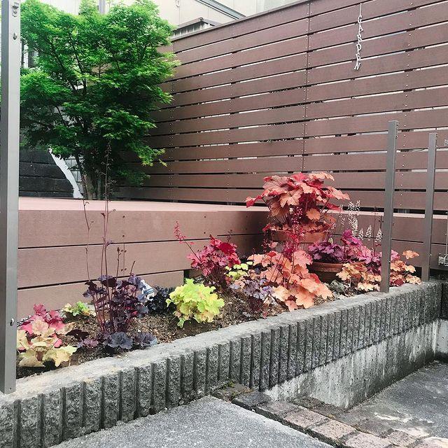 洋風のお庭9