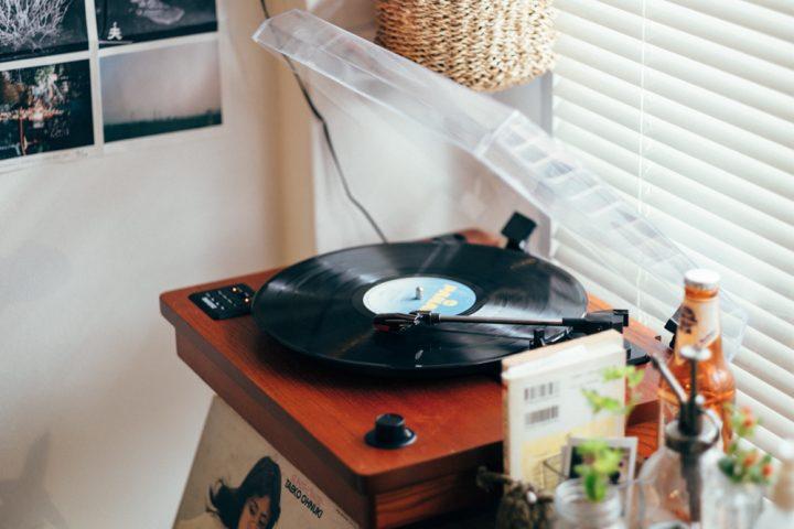 いつでも音楽がそばにある暮らし。
