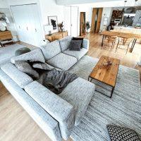 自宅を一番好きな空間に。夫婦で仲良く過ごす心地よい暮らし