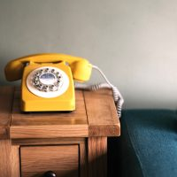電話機はおしゃれなデザインで選ぼう。インテリアにも馴染むおすすめ商品集