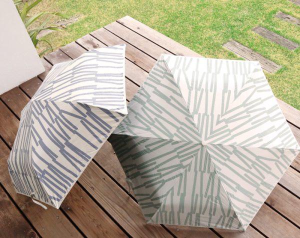 365日使いたい「bon moment(ボンモマン)晴雨兼用 折りたたみ傘」3